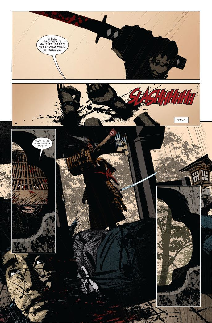 5 Ronin PREVIEW Marvel39s Next Big Thing 5 RONIN