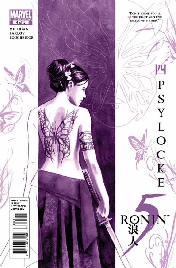 5 Ronin 5 Ronin Volume Comic Vine