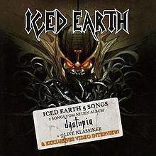 5 Songs (Iced Earth EP) httpsuploadwikimediaorgwikipediaenthumb0