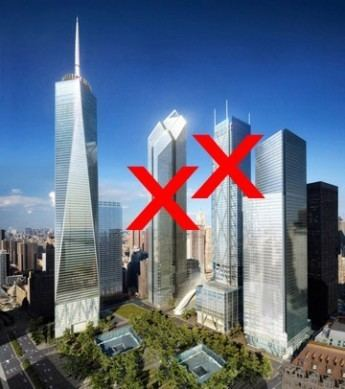 5 World Trade Center New York Architecture Images WTC 5 130 Liberty St