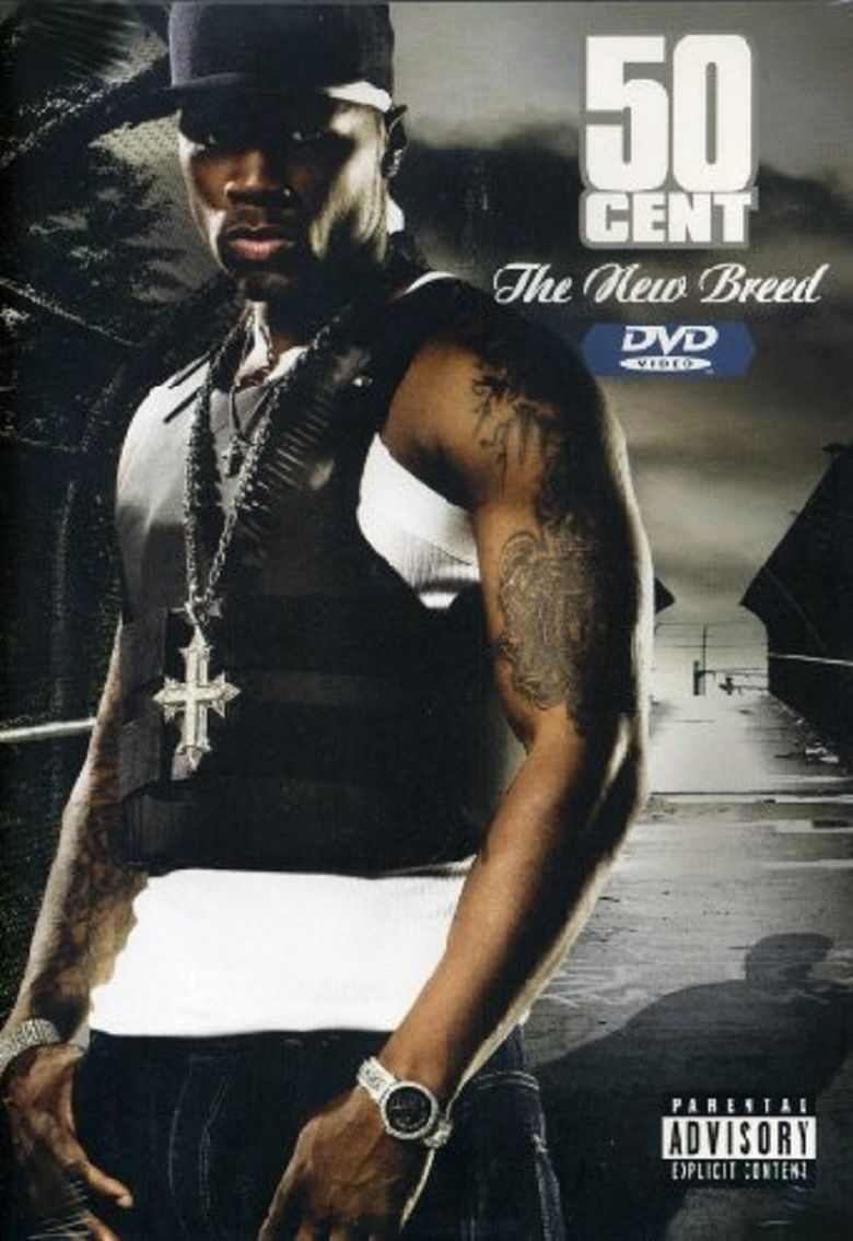 50 Cent: The New Breed movie poster