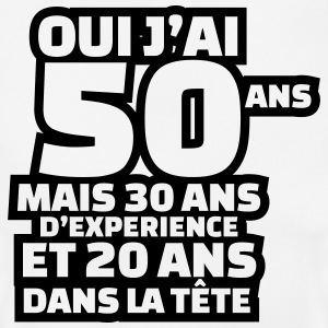 50 ans Tee shirts Anniversaire 50 Ans commander en ligne Spreadshirt