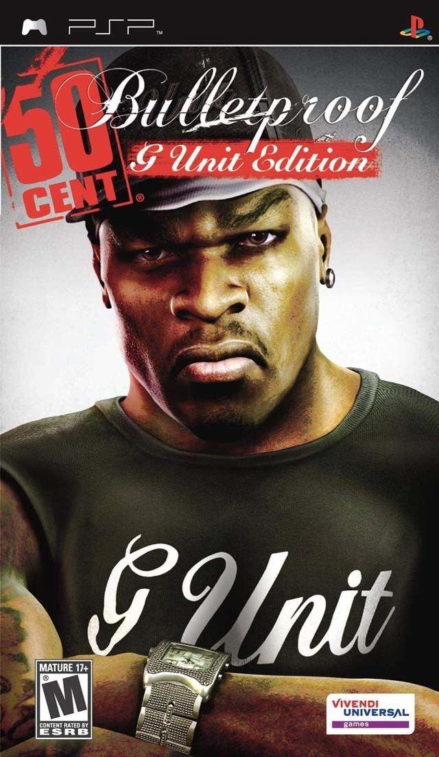 50 Cent: Bulletproof 50 Cent Bulletproof G Unit Edition PlayStation Portable IGN