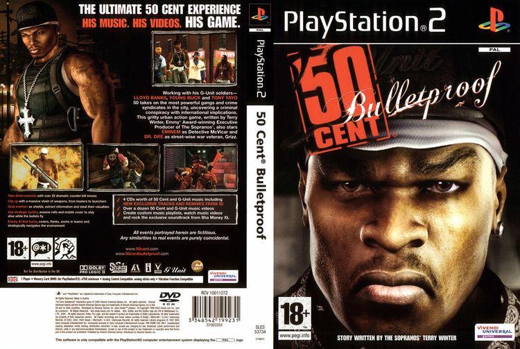 50 Cent: Bulletproof 50 Cent Bulletproof Jack Geckler
