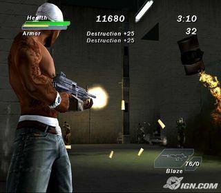 50 Cent: Bulletproof 50 Cent Bulletproof PlayStation 2 IGN