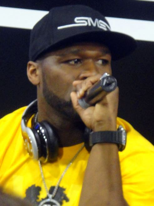 50 Cent discography