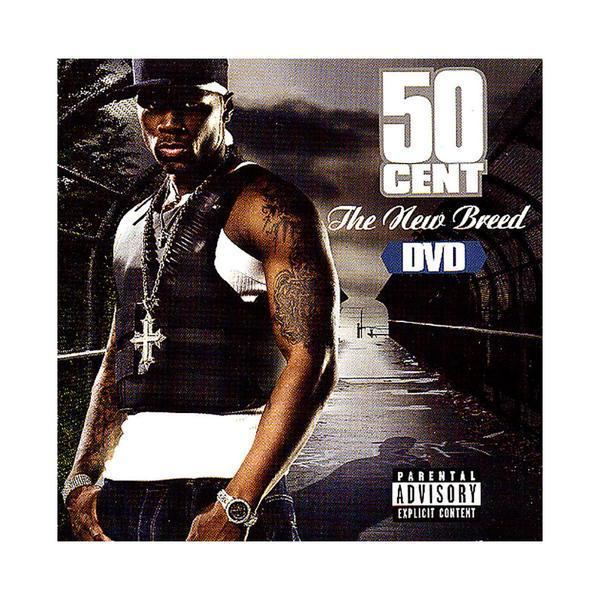 50 Cent: The New Breed 50 Cent The New Breed DVD tracklisting buy cover art