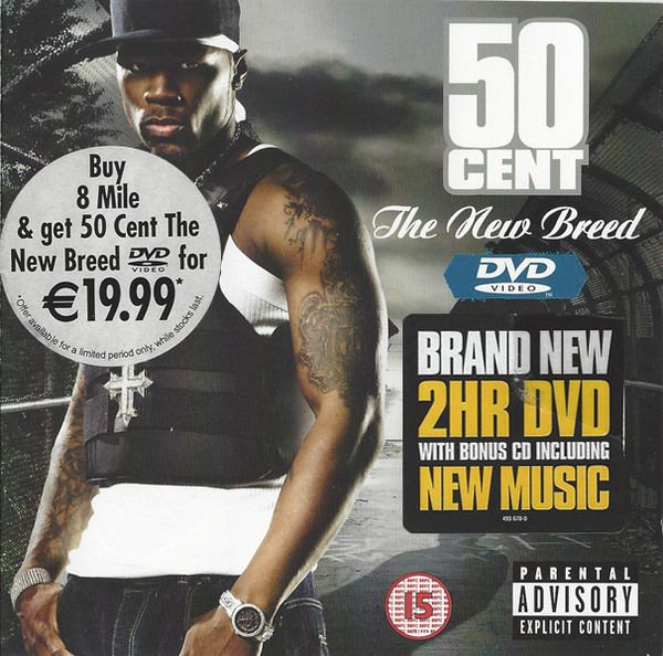 50 Cent: The New Breed 50 Cent The New Breed DVD at Discogs
