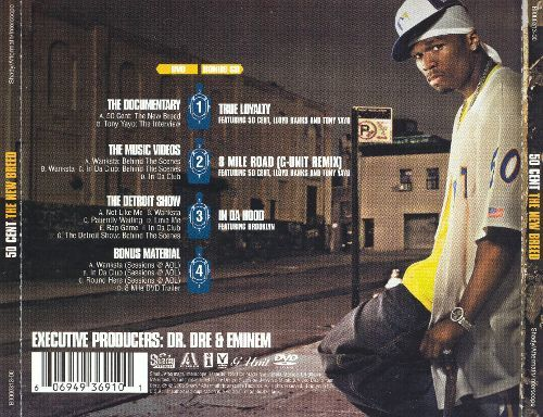 50 Cent: The New Breed The New Breed 50 Cent Songs Reviews Credits AllMusic