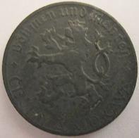 50 haleru (World War II Bohemian and Moravian coin)