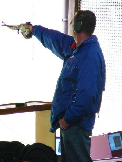 50 meter pistol
