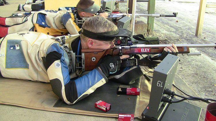 50 meter rifle prone