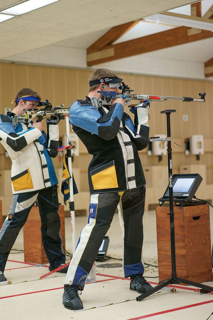 50 meter rifle three positions