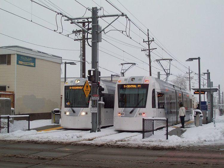 500 East (UTA station)