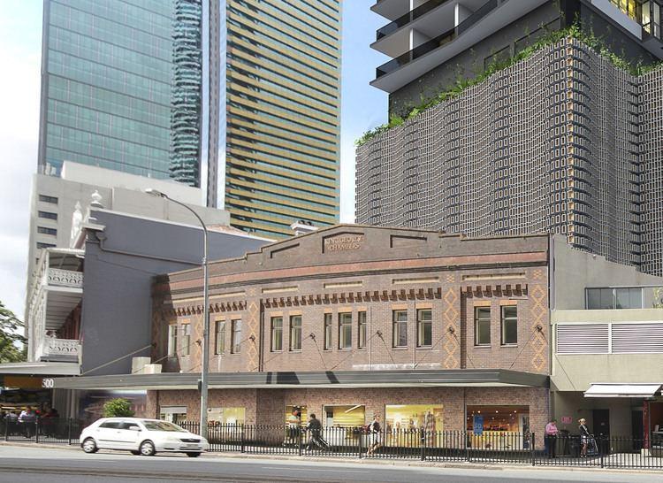 500 George Street, Brisbane httpsbrisbanedevelopmentcomwpcontentuploads