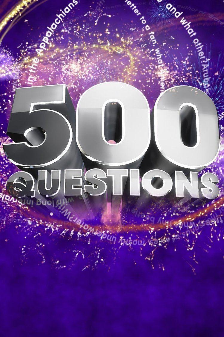 500 Questions wwwgstaticcomtvthumbtvbanners12819198p12819