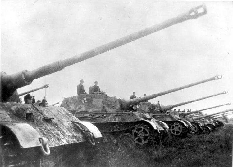 503rd Heavy Panzer Battalion