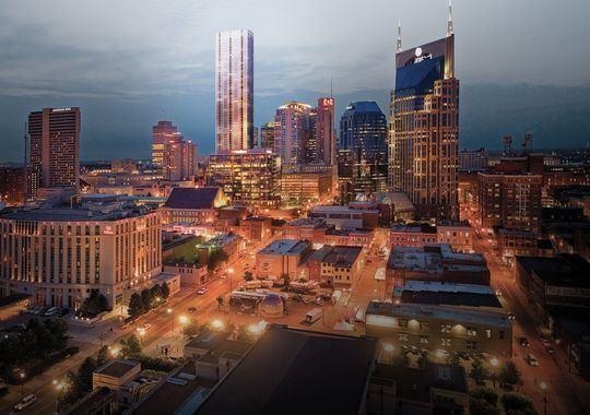 505 (Nashville) NASHVILLE Development Showcase Page 94 SkyscraperPage Forum