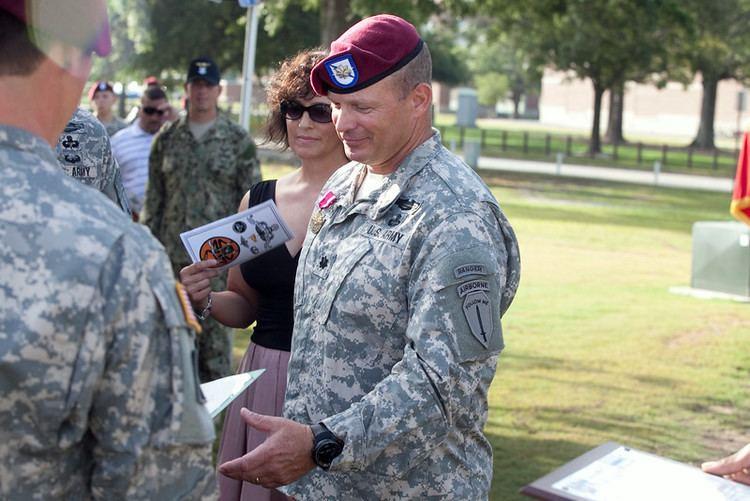 507th Parachute Infantry Regiment (United States) 2014 07 02 1507th Parachute Infantry Regiment Change of Command