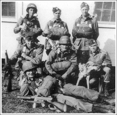 507th Parachute Infantry Regiment (United States) DDay Down to EarthReturn of the 507th News amp Information
