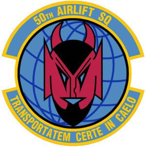 50th Airlift Squadron