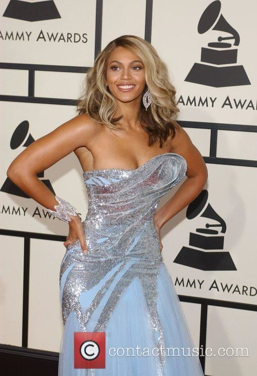 50th Annual Grammy Awards Beyonce Knowles The 50th Annual Grammy Awards held at the Staples