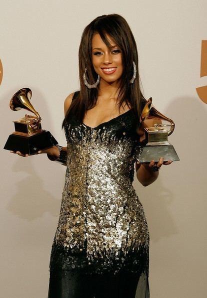 50th Annual Grammy Awards Alicia Keys Photos Photos 50th Annual GRAMMY Awards Press Room