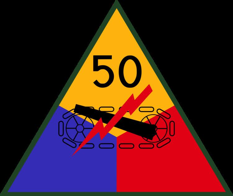 50th Armored Division (United States)