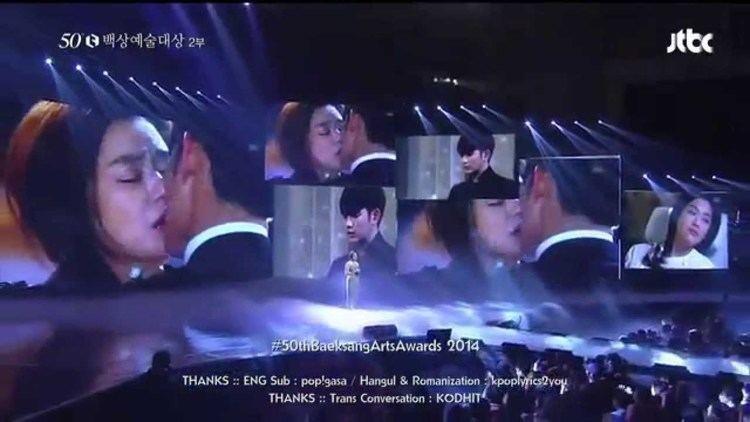 50th Paeksang Arts Awards THAI SUB Lyn My Destiny 50th Baeksang Arts Awards YouTube