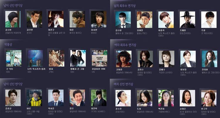 50th Paeksang Arts Awards 50th Baeksang Arts Awards Reveals Its Nominees KoreanUpdatescom