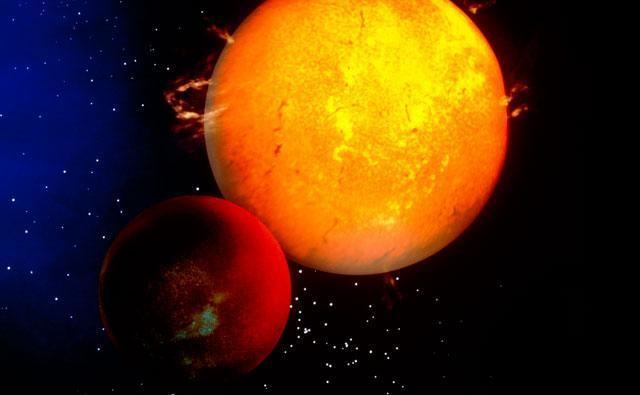 51 Pegasi BBC Universe 51 Pegasi The first exoplanet around a Sunlike star