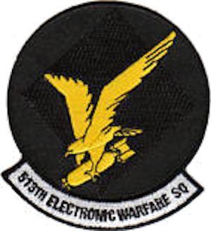 513th Electronic Warfare Squadron
