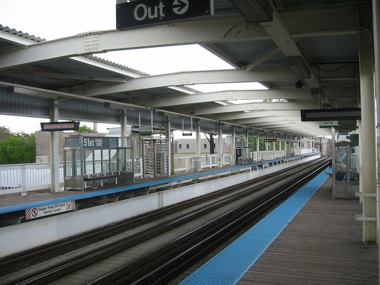 51st (CTA station)