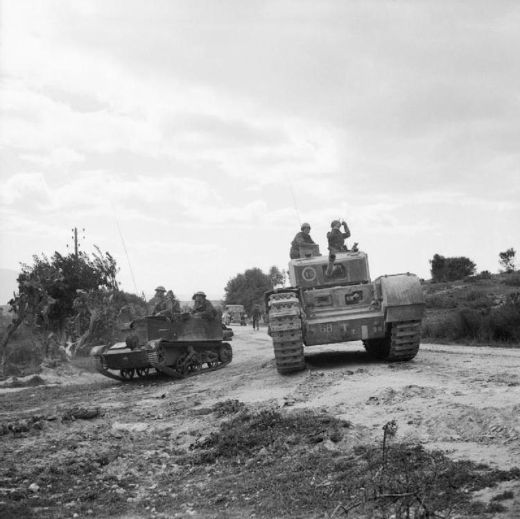 51st (Leeds Rifles) Royal Tank Regiment