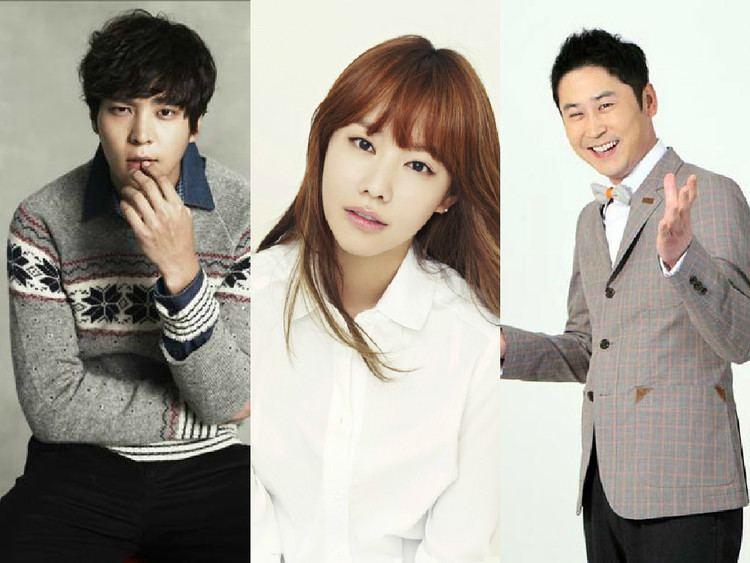51st Paeksang Arts Awards Joo Won Kim Ah Joong and Shin Dong Yup to Host 51st Baeksang Arts
