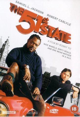 51st state The 51st State DVD 2001 Amazoncouk Samuel L Jackson Robert