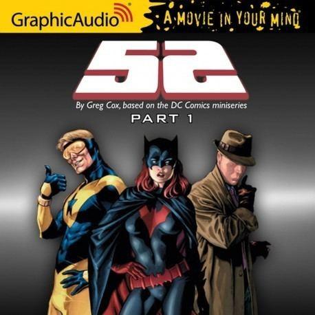 52 (comics) DC Comics 52 1 of 2