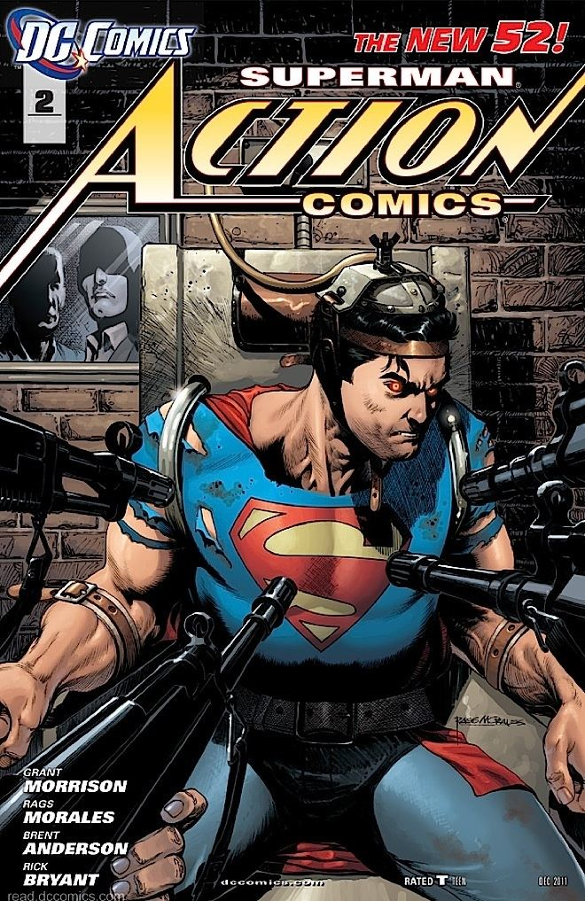 52 (comics) Rating the Reboots Best and Worst of DC Comics39 39New 5239 WIRED