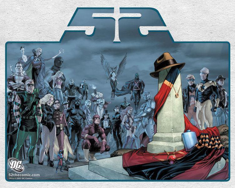 52 (comics) 52 DC Comics Computer Wallpapers Desktop Backgrounds 1280x1024