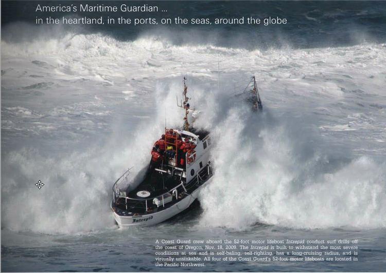 52-foot Motor Lifeboat