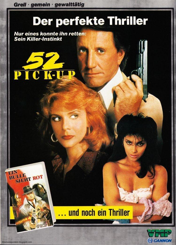 52 Pick-Up 80s Movie Posters Filmplakate der 80er 52 PickUp 1986