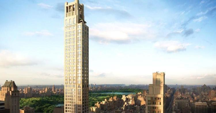 520 Park Avenue Manhattan developer Zeckendorf confident 130M penthouse will sell