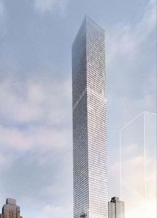 520 West 41st Street 520 West 41st Street The Skyscraper Center