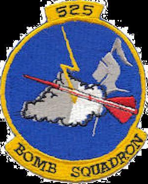 525th Bombardment Squadron