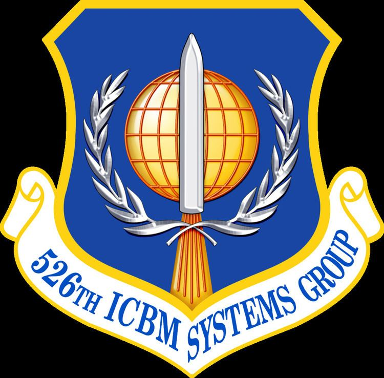 526th Intercontinental Ballistic Missile Systems Group