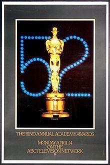 52nd Academy Awards httpsuploadwikimediaorgwikipediaenthumb4