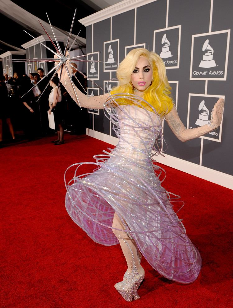 52nd Annual Grammy Awards Lady GaGa 52nd Annual GRAMMY Awards Arrivals and BackStage
