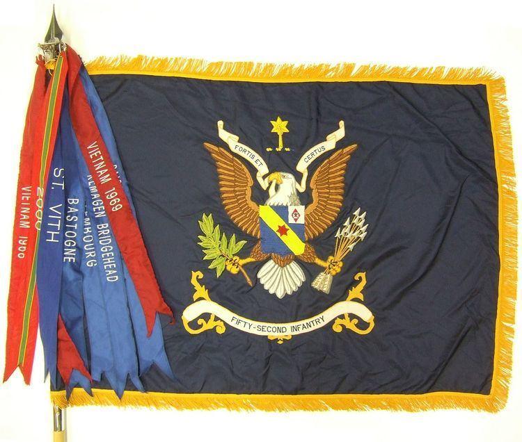 52nd Infantry Regiment (United States)