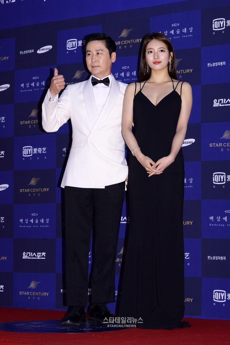 52nd Paeksang Arts Awards Actors And Entertainers Shine On The Red Carpet At The 52nd Baeksang