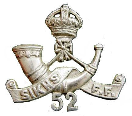 52nd Sikhs (Frontier Force)